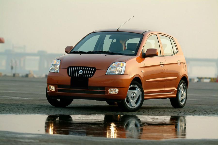 Kia Morning хетчбэк, 2004–2007, 1 поколение - отзывы, фото и характеристики на Car.ru