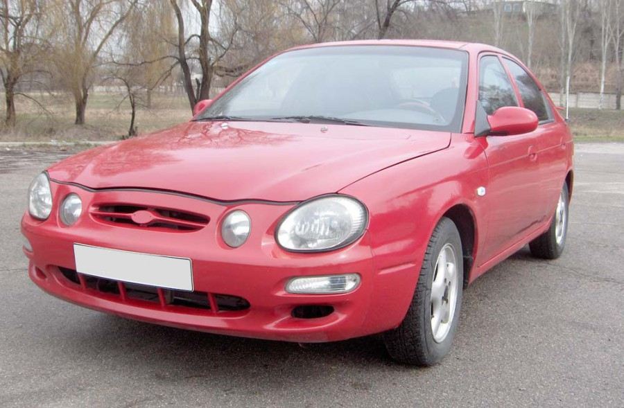 Kia Shuma хетчбэк, 1997–2001, 1 поколение - отзывы, фото и характеристики на Car.ru