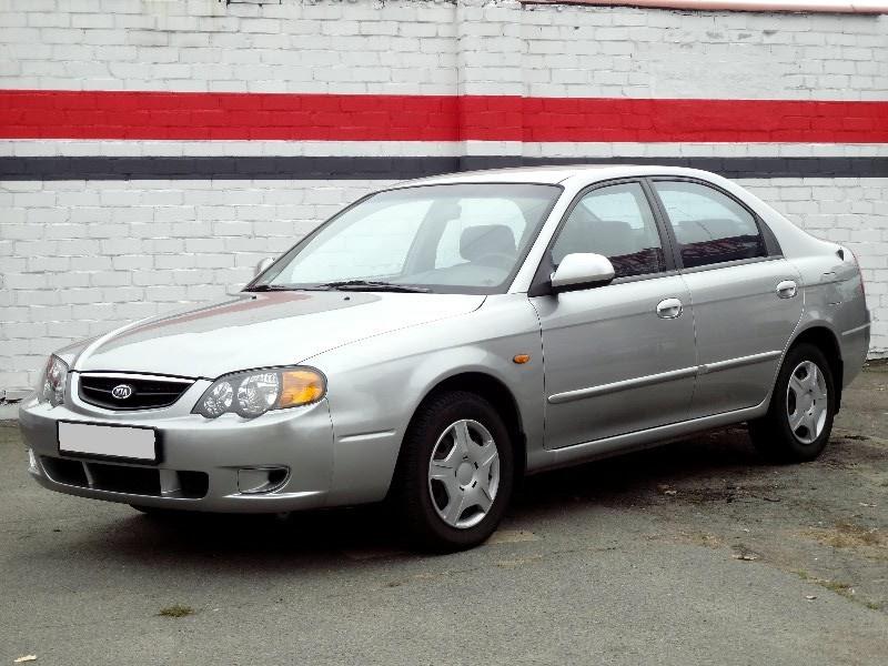 Kia Shuma хетчбэк, 2001–2016, 2 поколение - отзывы, фото и характеристики на Car.ru