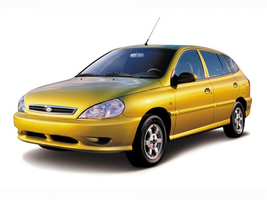 Kia Rio универсал, 1999–2002, 1 поколение - отзывы, фото и характеристики на Car.ru