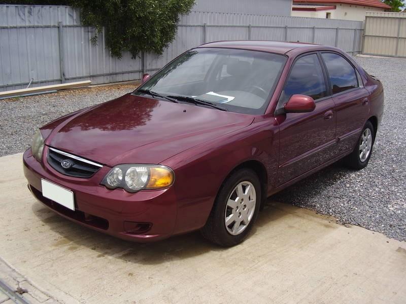 Kia Spectra лифтбэк, 2001–2011, 1 поколение [рестайлинг] - отзывы, фото и характеристики на Car.ru