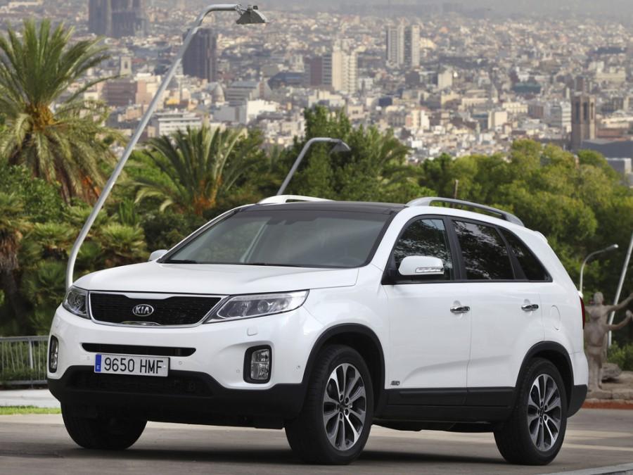 Kia Sorento кроссовер, 2012–2016, 2 поколение [рестайлинг] - отзывы, фото и характеристики на Car.ru