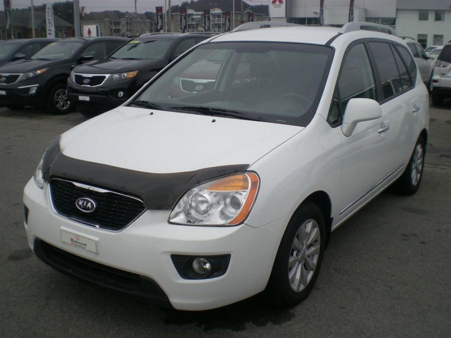 Kia Rondo минивэн, 2010–2012, 1 поколение [рестайлинг] - отзывы, фото и характеристики на Car.ru