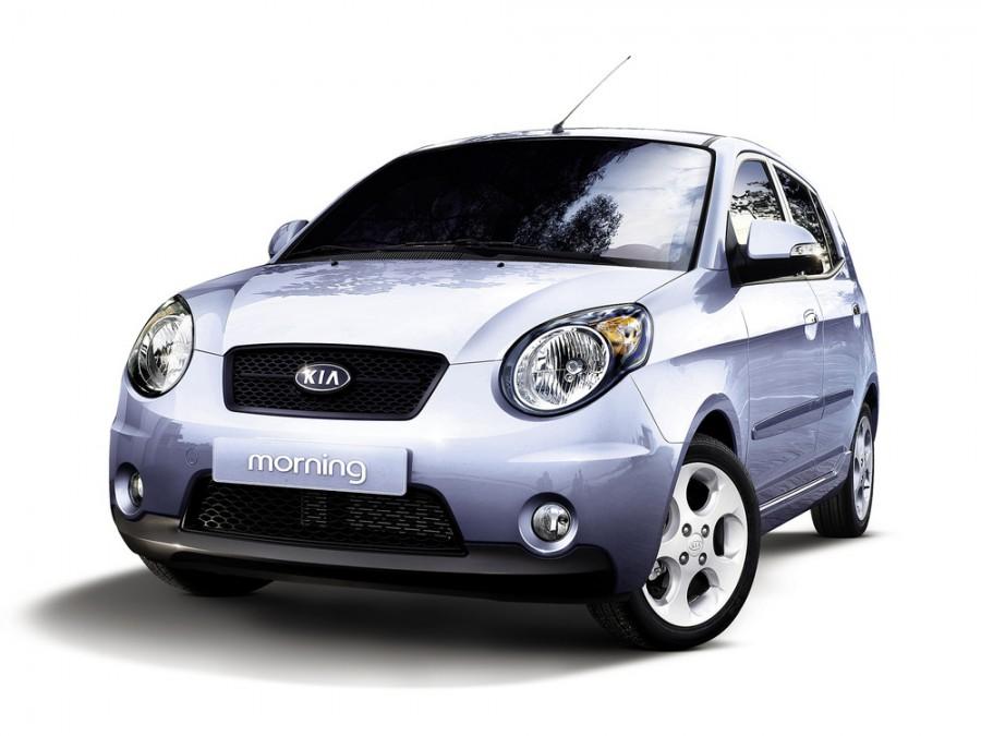 Kia Morning хетчбэк, 2008–2010, 1 поколение [2-й рестайлинг] - отзывы, фото и характеристики на Car.ru