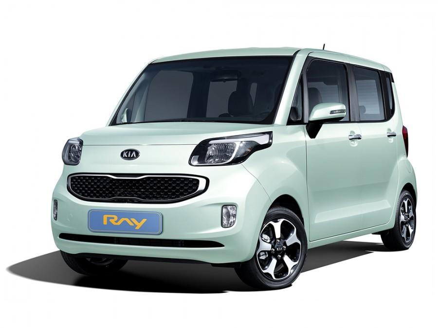 Kia Ray минивэн, 2012–2016, 1 поколение - отзывы, фото и характеристики на Car.ru