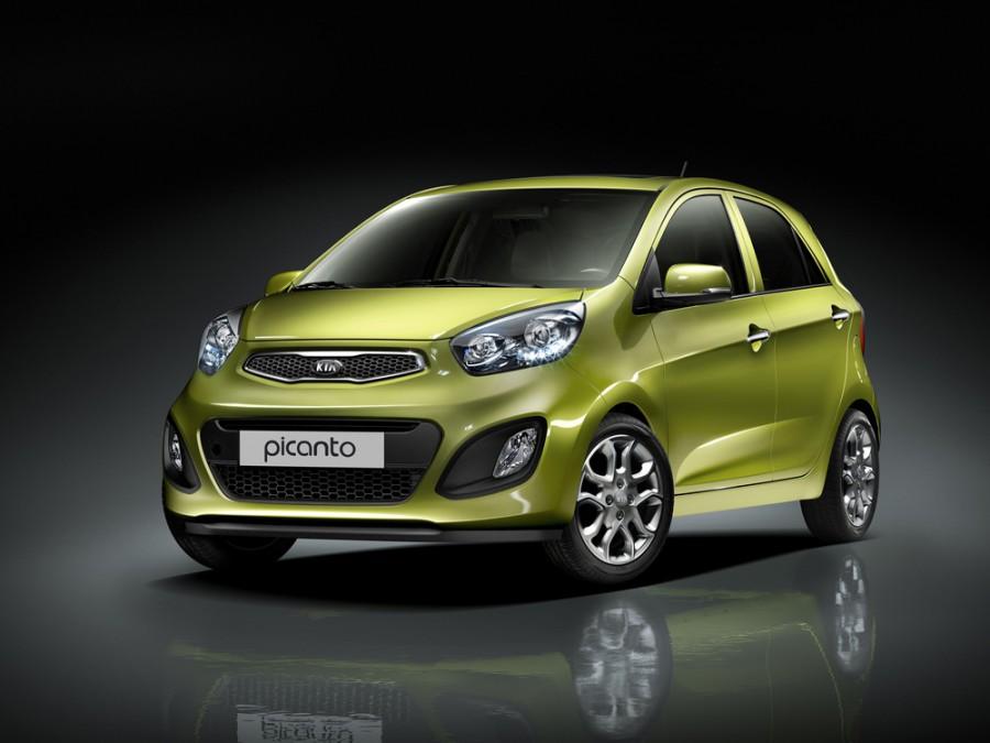 Kia Picanto хетчбэк 5-дв., 2011–2015, 2 поколение - отзывы, фото и характеристики на Car.ru