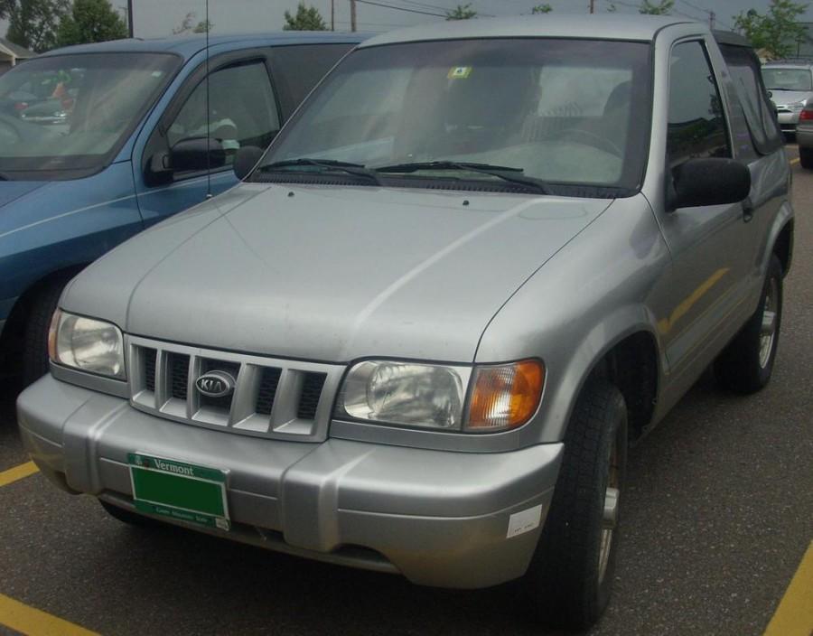 Kia Sportage Soft Top внедорожник 3-дв., 1995–2004, 1 поколение - отзывы, фото и характеристики на Car.ru