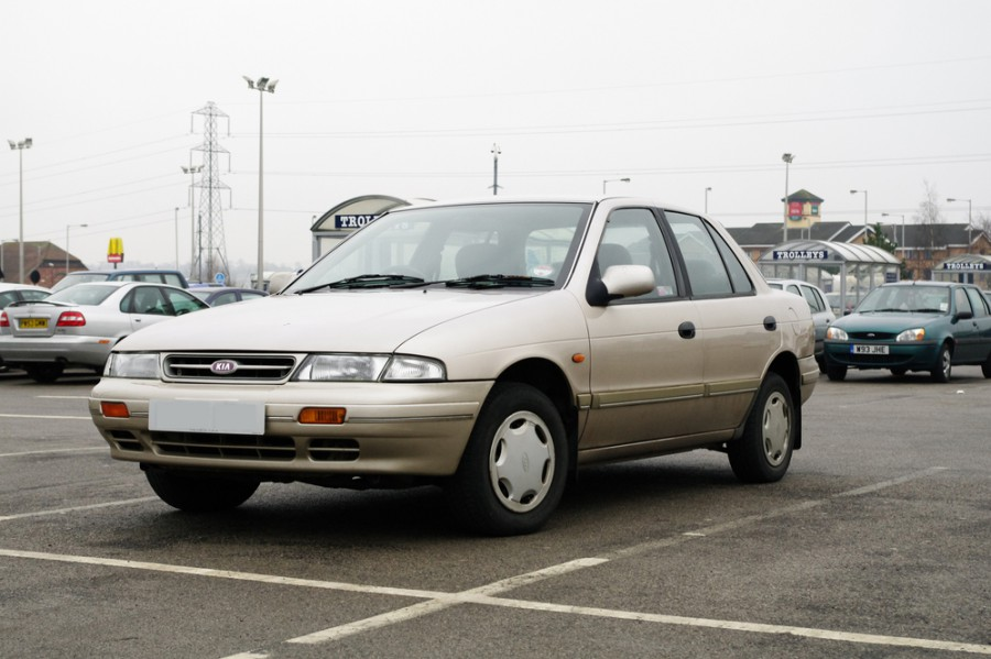 Kia Sephia седан, 1995–1998, 1 поколение - отзывы, фото и характеристики на Car.ru