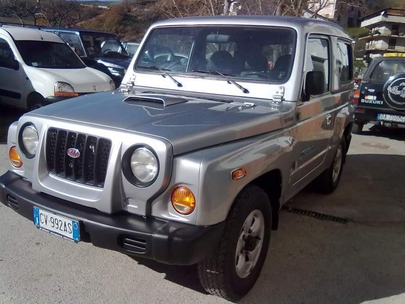 Kia Retona внедорожник, 1998–2000, 1 поколение - отзывы, фото и характеристики на Car.ru