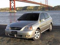 Kia Rio, 1 поколение [рестайлинг], Универсал, 2002–2005