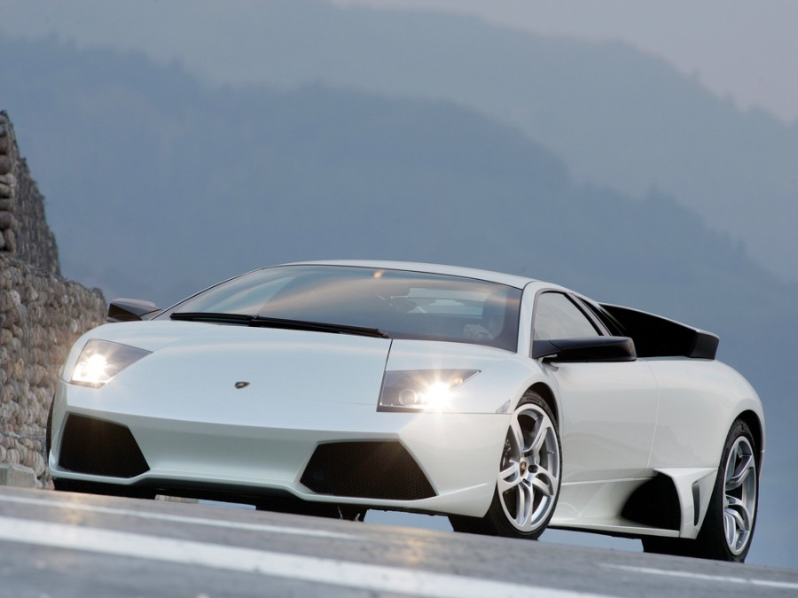 Lamborghini Murcielago LP640 купе 2-дв., 2006–2010, 2 поколение - отзывы, фото и характеристики на Car.ru