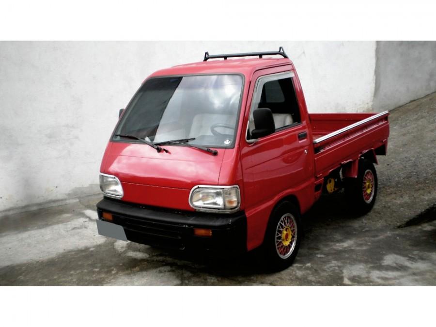 Kia Towner борт, 1999–2002, 1 поколение - отзывы, фото и характеристики на Car.ru