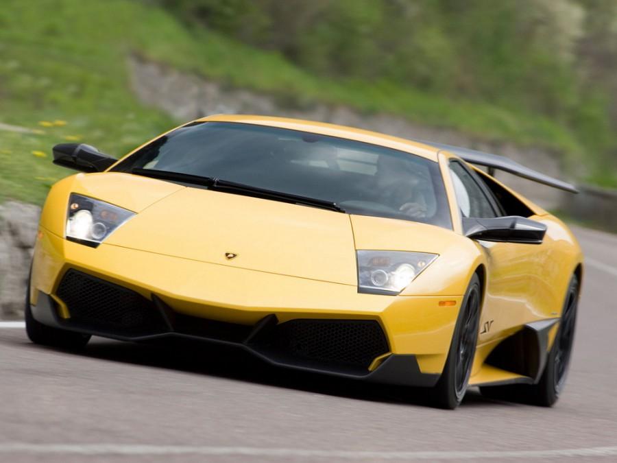 Lamborghini Murcielago LP670-4 SuperVeloce купе 2-дв., 2006–2010, 2 поколение - отзывы, фото и характеристики на Car.ru