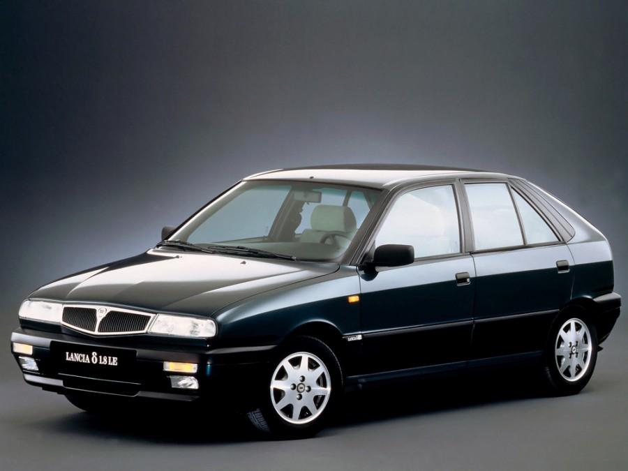 Lancia Delta хетчбэк, 1993–1999, 2 поколение - отзывы, фото и характеристики на Car.ru