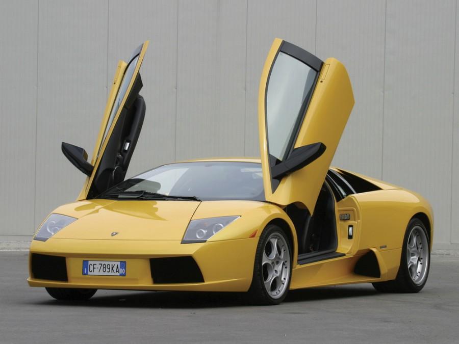 Lamborghini Murcielago купе, 2001–2006, 1 поколение - отзывы, фото и характеристики на Car.ru