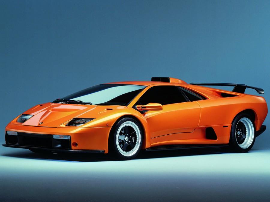 Lamborghini Diablo GT купе 2-дв., 1998–2001, 2 поколение - отзывы, фото и характеристики на Car.ru