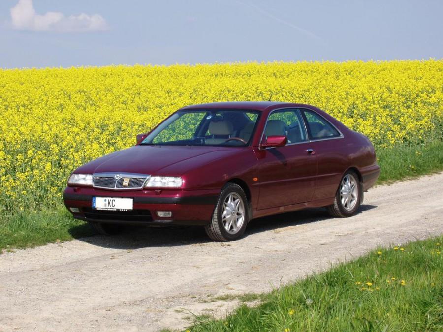Lancia Kappa купе, 1994–2008, 1 поколение - отзывы, фото и характеристики на Car.ru