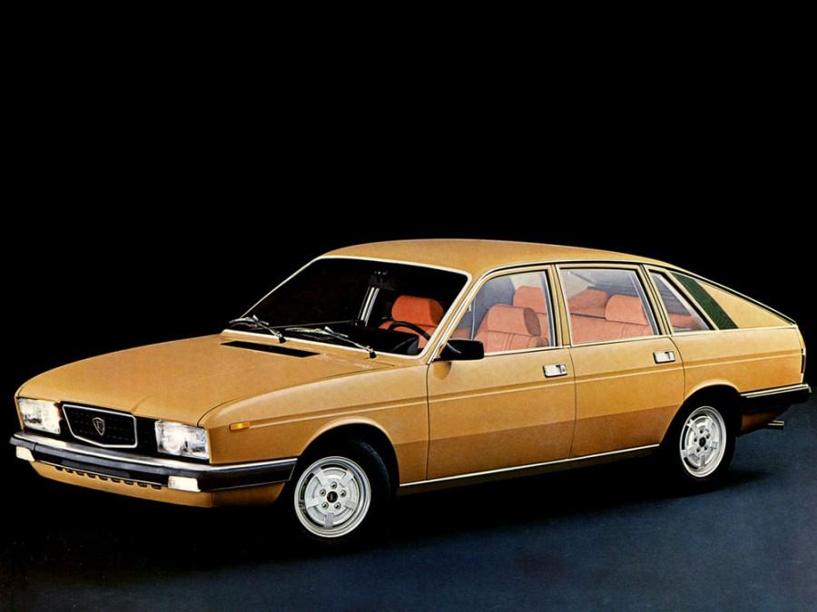 Lancia Gamma Berlina фастбэк, 1976–1980, 1 поколение - отзывы, фото и характеристики на Car.ru