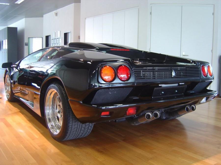 Lamborghini Diablo SV купе 2-дв., 1998–2001, 2 поколение - отзывы, фото и характеристики на Car.ru