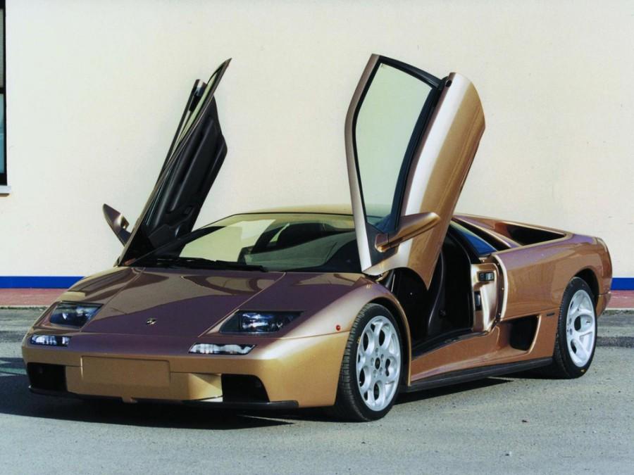 Lamborghini Diablo VT купе, 2000–2001, 2 поколение [рестайлинг] - отзывы, фото и характеристики на Car.ru