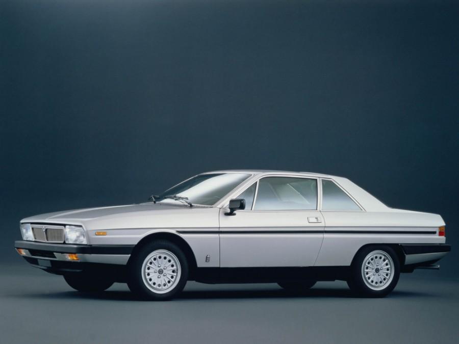 Lancia Gamma Coupe купе, 1980–1984, 2 поколение - отзывы, фото и характеристики на Car.ru