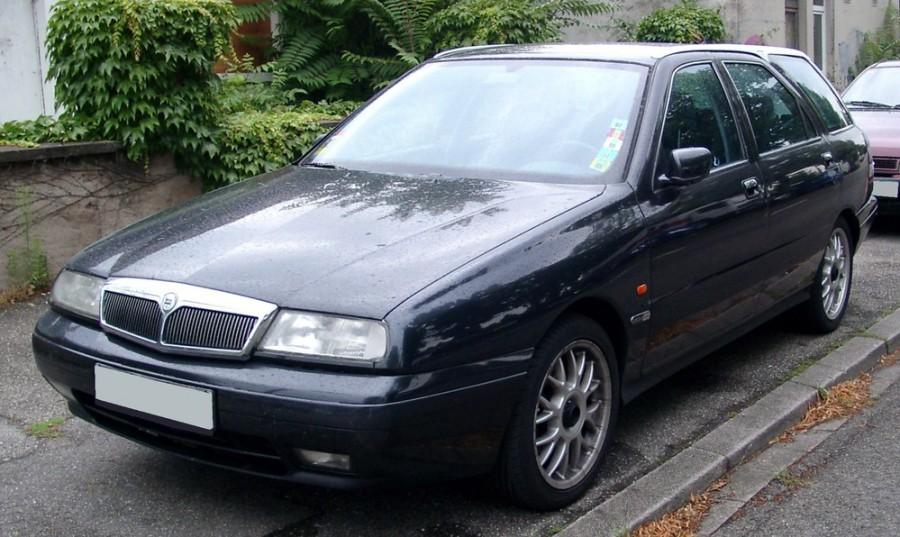 Lancia Kappa Station Wagon универсал, 1994–2008, 1 поколение - отзывы, фото и характеристики на Car.ru