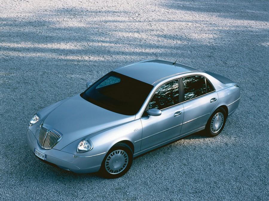 Lancia Thesis седан, 2001–2014, 1 поколение - отзывы, фото и характеристики на Car.ru