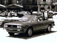 Lancia Beta, 1 поколение, Spider тарга, 1976–1984