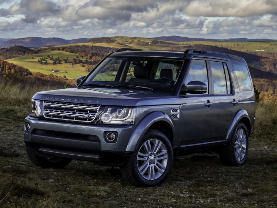 Landrover Discovery внедорожник 5-дв., 2013–2016, 4 поколение [рестайлинг] - отзывы, фото и характеристики на Car.ru