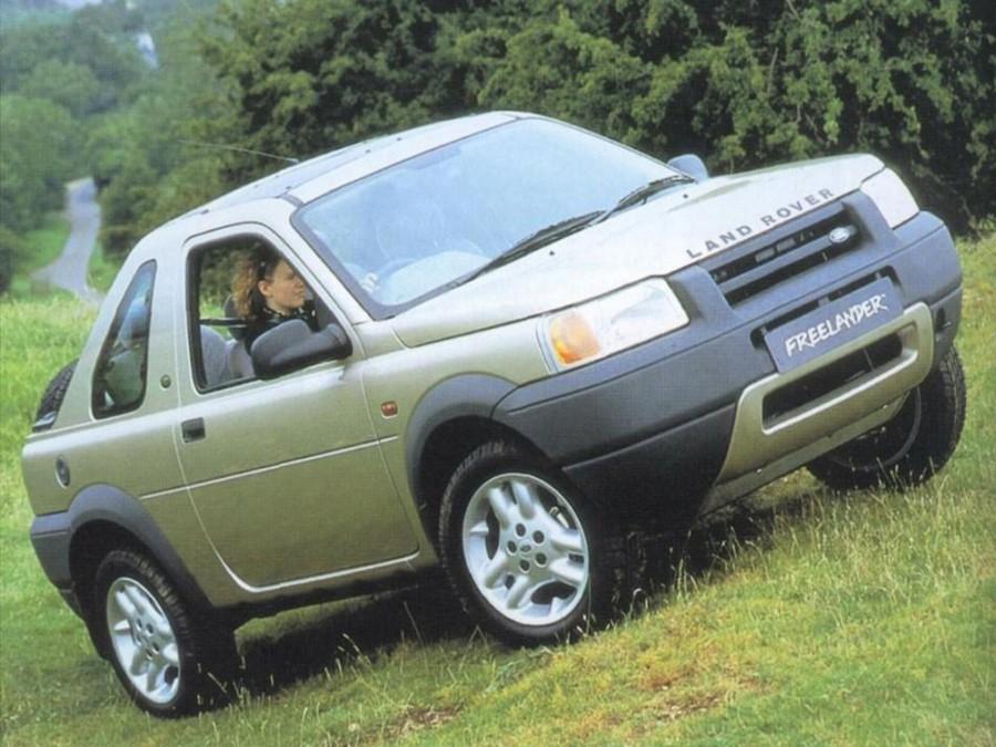 Landrover Freelander Soft Top кроссовер 3-дв., 1998–2006, 1 поколение - отзывы, фото и характеристики на Car.ru