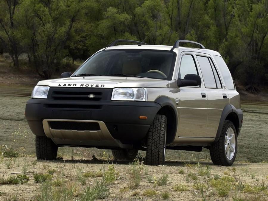 Landrover Freelander кроссовер 5-дв., 1998–2006, 1 поколение - отзывы, фото и характеристики на Car.ru