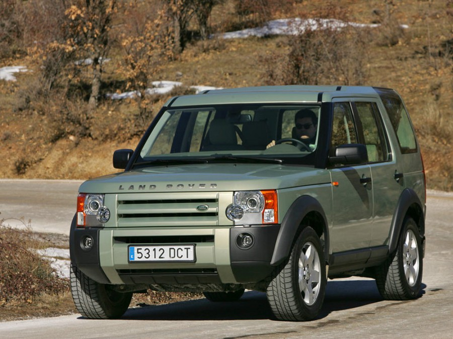 Land Rover Discovery, Абакан