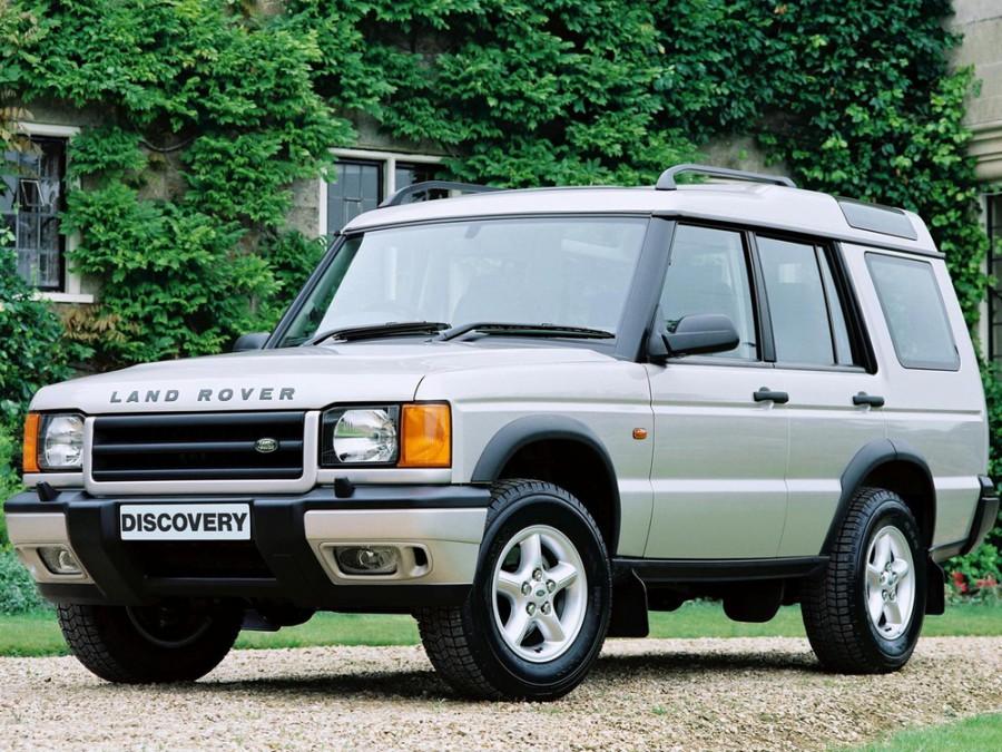Landrover Discovery внедорожник, 1998–2004, 2 поколение - отзывы, фото и характеристики на Car.ru