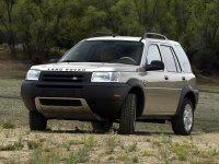 Landrover Freelander, 1 поколение, Кроссовер 5-дв., 1998–2006