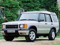 Landrover Discovery, 2 поколение, Внедорожник, 1998–2004