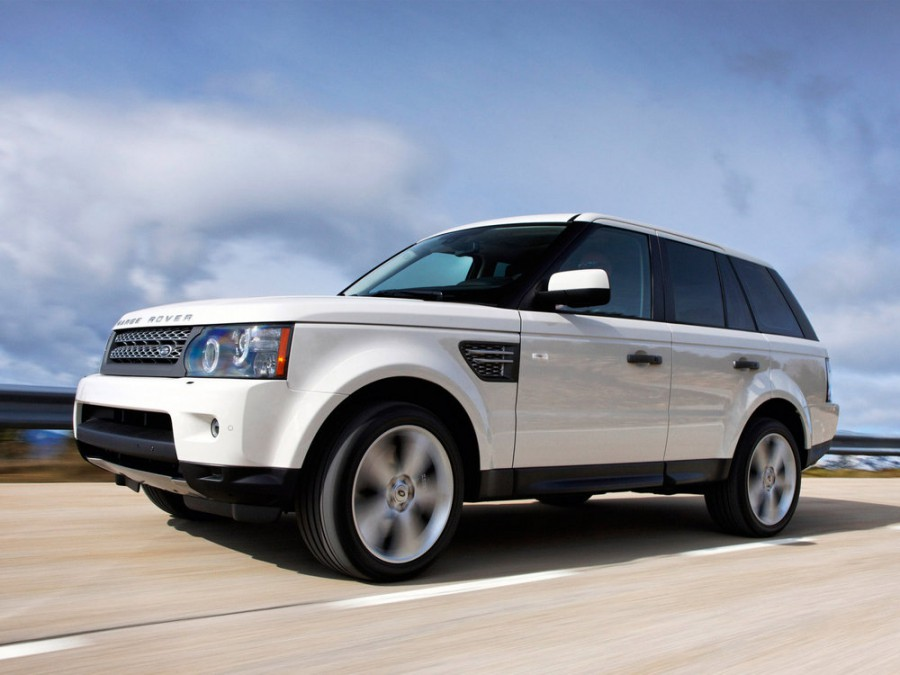 Land Rover Range Rover Sport, Астрахань