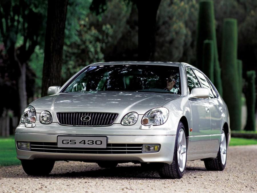Lexus GS, Алейск