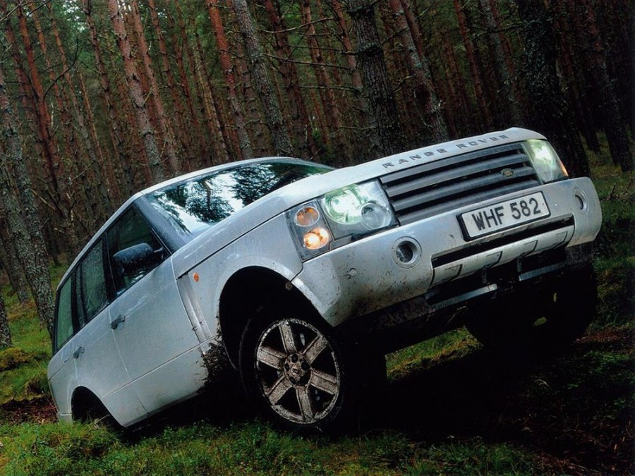 Land Rover Range Rover, Асбест