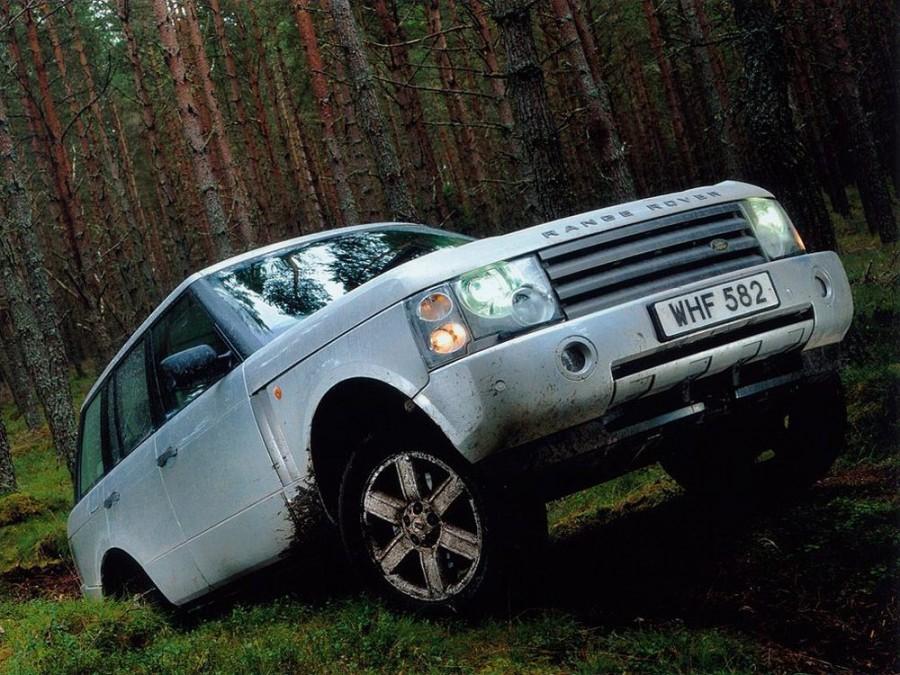 Landrover Range Rover внедорожник, 2002–2005, 3 поколение - отзывы, фото и характеристики на Car.ru
