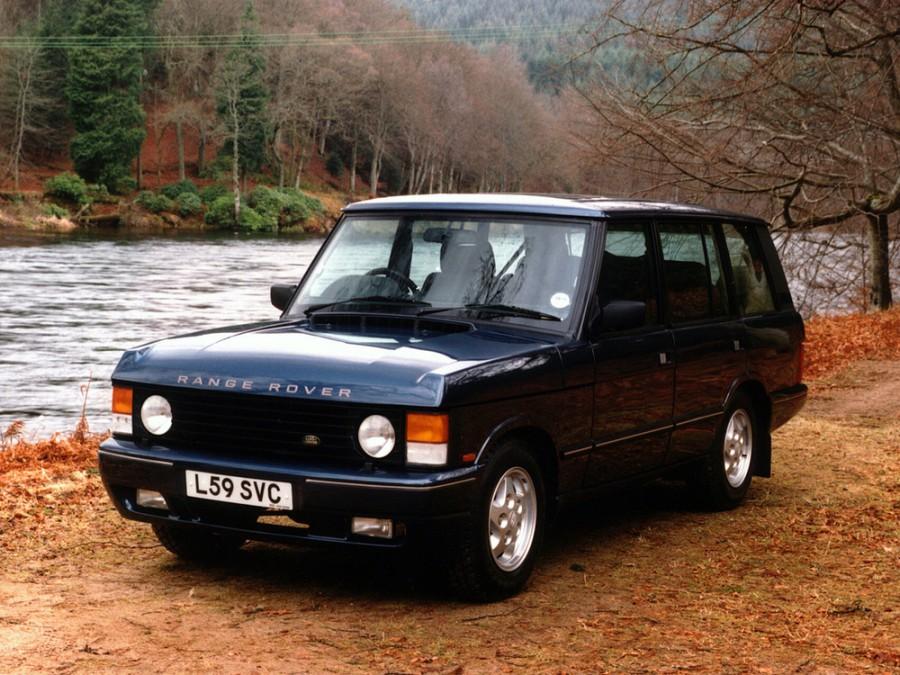 Landrover Range Rover внедорожник, 1988–1994, 1 поколение - отзывы, фото и характеристики на Car.ru