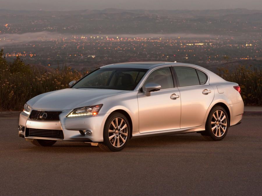 Lexus GS седан 4-дв., 2011–2016, 4 поколение - отзывы, фото и характеристики на Car.ru
