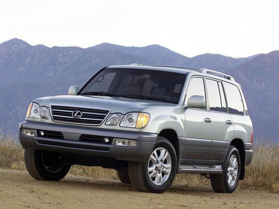 Lexus LX внедорожник, 1998–2007, 2 поколение - отзывы, фото и характеристики на Car.ru