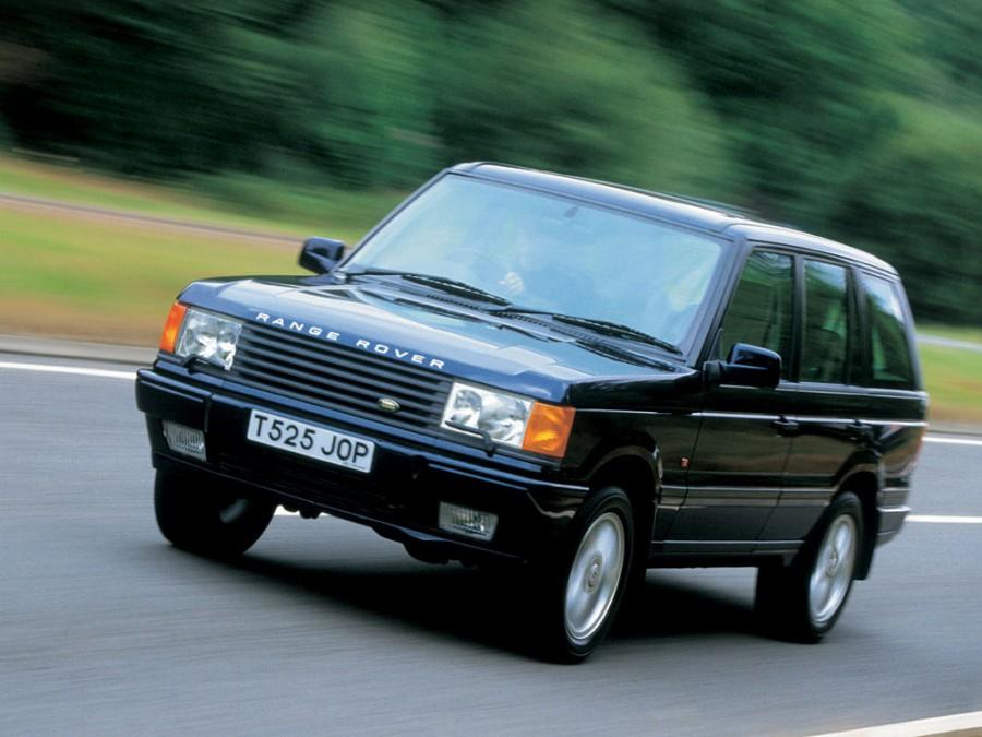Landrover Range Rover внедорожник, 1994–2002, 2 поколение - отзывы, фото и характеристики на Car.ru