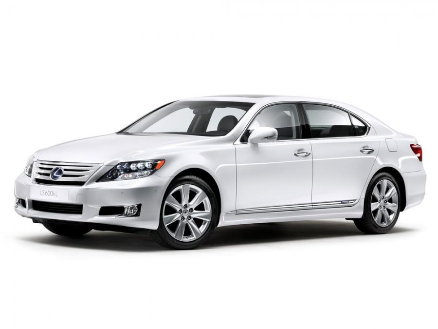 Lexus LS 600h L седан 4-дв., 2006–2012, 4 поколение [рестайлинг] - отзывы, фото и характеристики на Car.ru