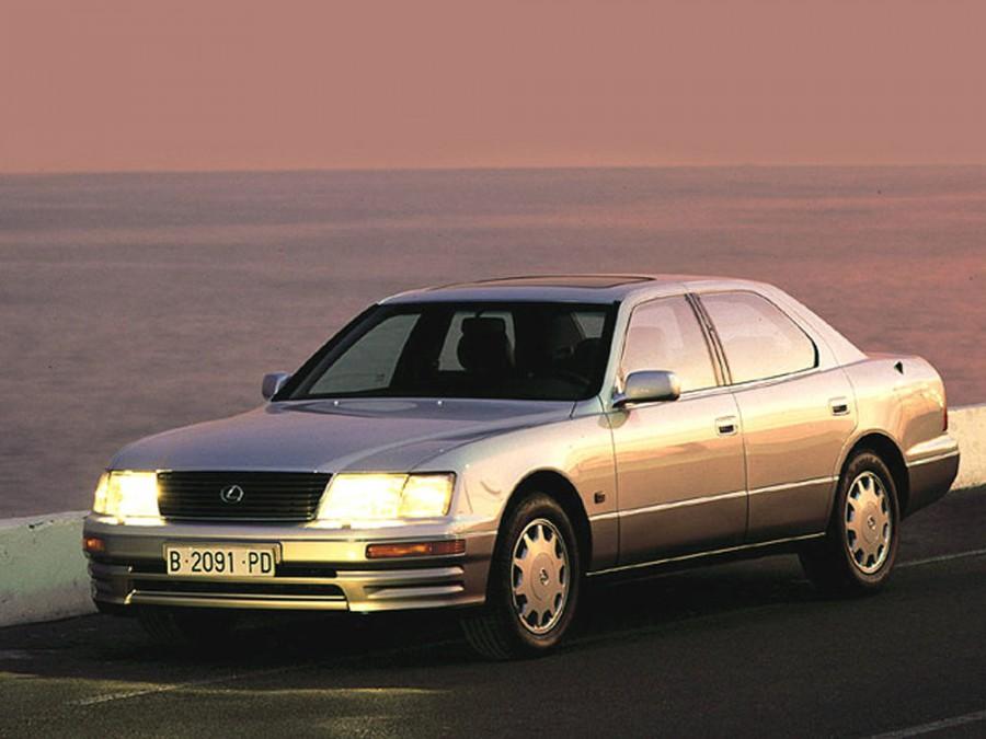 Lexus LS седан, 1994–2000, 2 поколение - отзывы, фото и характеристики на Car.ru