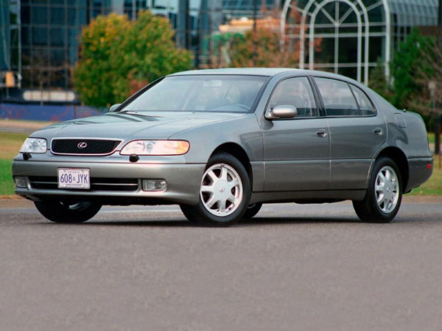 Lexus GS седан, 1993–1997, 1 поколение - отзывы, фото и характеристики на Car.ru