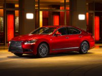 Lexus LS, 4 поколение [2-й рестайлинг], F-sport седан 4-дв., 2012–2016