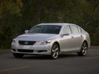 Lexus GS, 3 поколение [рестайлинг], Седан 4-дв., 2007–2012