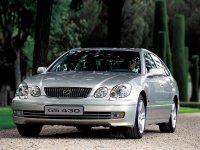 Lexus GS, 2 поколение, Седан, 1997–2005