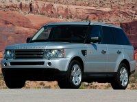 Landrover Range Rover Sport, 1 поколение, Внедорожник, 2005–2009